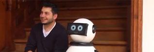 Presentación de Dumy Robot con Javier Lamas
