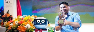 Dumy Robot, Premio Impulso Sur Al Proyecto Emprendedor 2018