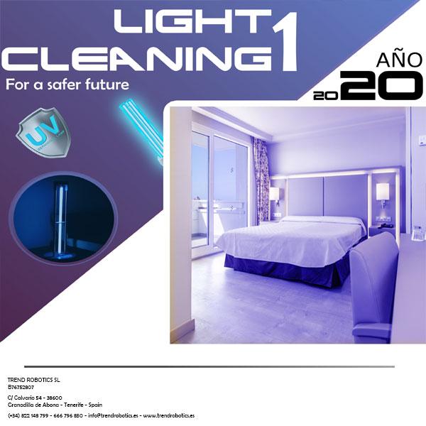 lampara-ultravioleta-para-hoteles-trend-robotics
