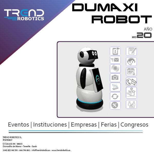 robot-para-hoteles-y-hospitales-dumaxi-trend-robotics
