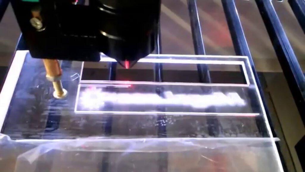 corte y grabado laser trend robotics